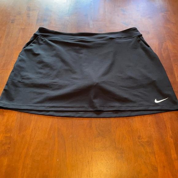 Nike golf skort xxl
